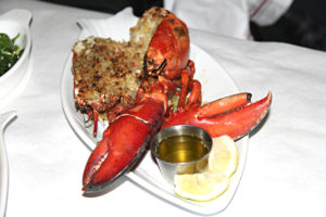 Anchor Down's Lobster Tracey