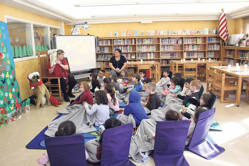 Reading Activities Engage Students, Reinforce Skills | Oyster Bay